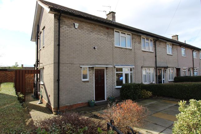 Thumbnail Terraced house for sale in Finchale Crescent, Darlington