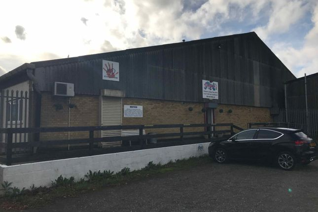 Thumbnail Industrial to let in Unit 2, Folkes Farm, Folkes Lane, Upminster