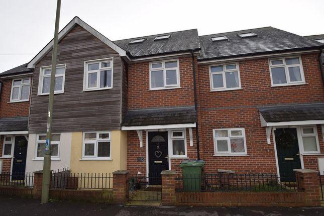 Thumbnail Terraced house to rent in White Hart Lane, Portchester, Fareham