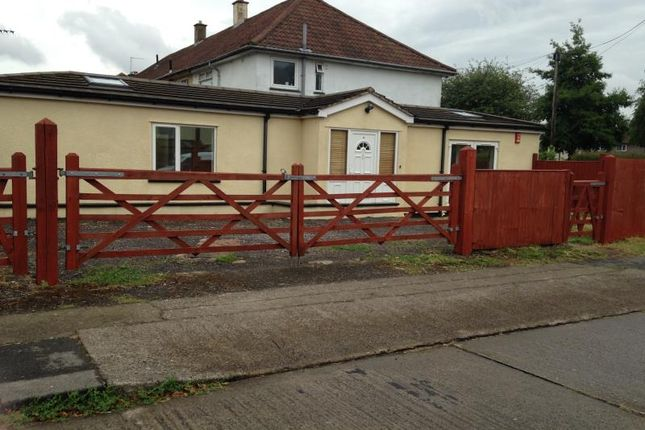 Thumbnail Detached bungalow to rent in Dunmail Road, Southmead, Bristol