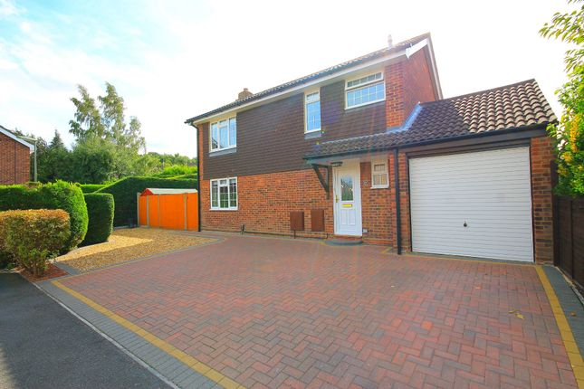 Thumbnail Detached house for sale in Elgin Way, Frimley, Camberley