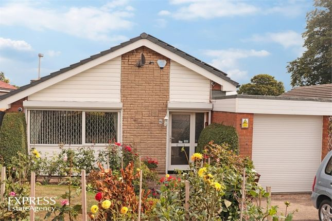 Thumbnail Detached bungalow for sale in Ridge Hill, Brighouse, West Yorkshire