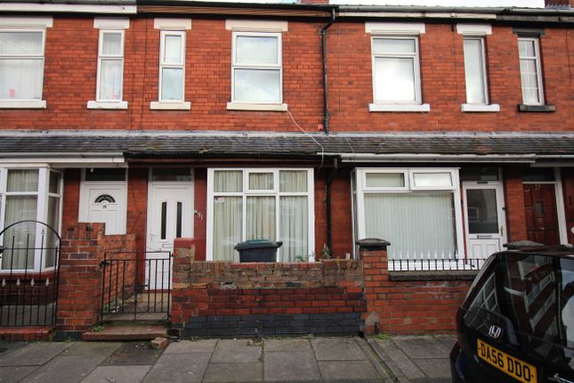 Thumbnail 3 bed semi-detached house to rent in St Clair Street, Stoke On Trent