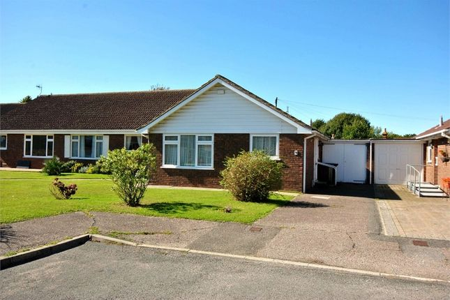 Thumbnail Detached bungalow for sale in Glebe Close, Bexhill-On-Sea, East Sussex