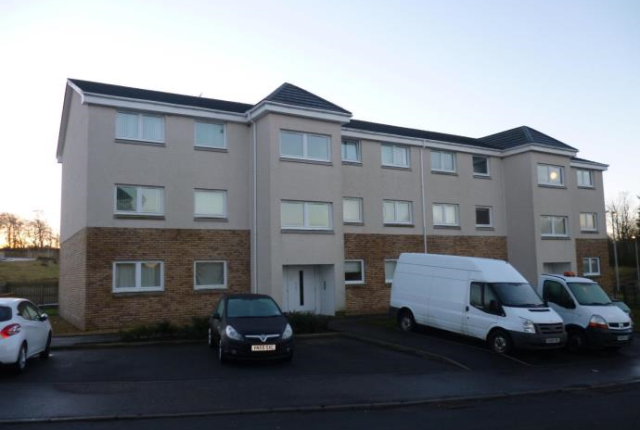 Thumbnail Flat to rent in Goldcrest Crescent, Lesmahagow ML11,
