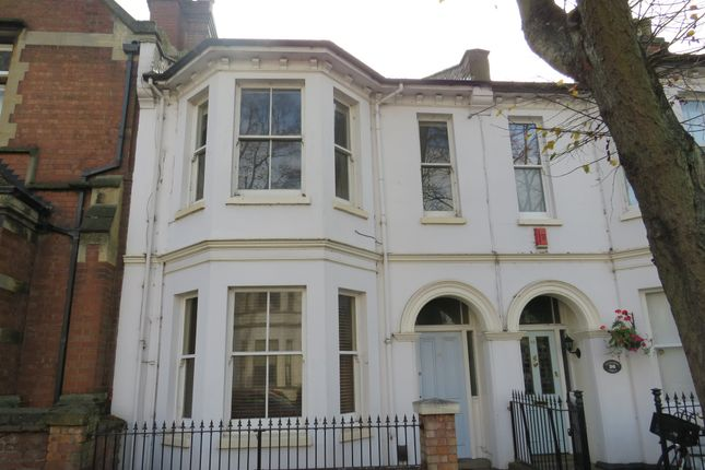 Thumbnail Town house for sale in Leicester Street, Leamington Spa
