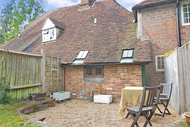 Thumbnail Terraced house for sale in Angley Road, Cranbrook, Kent