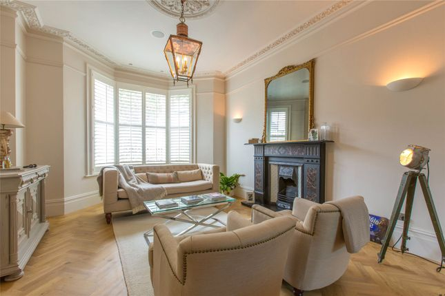 Thumbnail Semi-detached house to rent in Lewin Road, Streatham, London