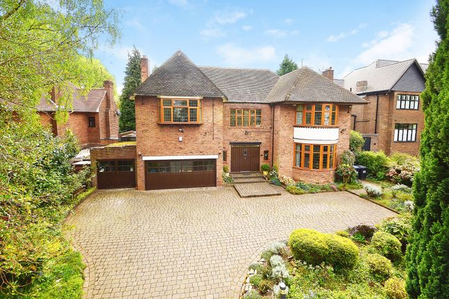 Thumbnail Detached house for sale in Arthur Road, Edgbaston, Birmingham