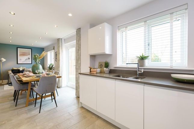 """4 bed detached house for sale in """"Eider"""" at Gade Valley Close, Kings Langley WD4"""