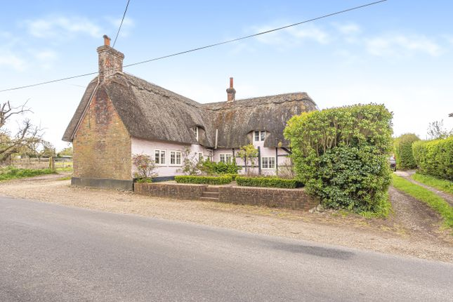 Thumbnail Detached house for sale in Petersfield Road, Ropley, Alresford, Hampshire