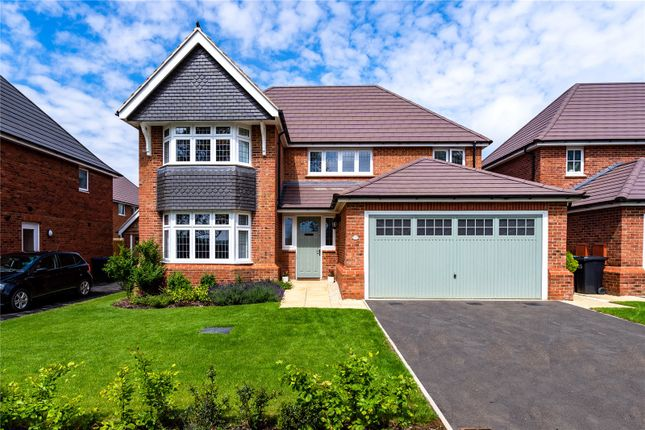 Thumbnail Detached house for sale in Berry Close, Great Bowden, Market Harborough, Leicestershire