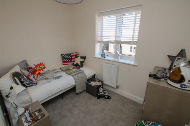 Bedroom Four of Gateway Avenue, Baldwins Gate, Newcastle ST5