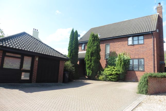 Thumbnail Detached house for sale in Chappel Hill, Fakenham