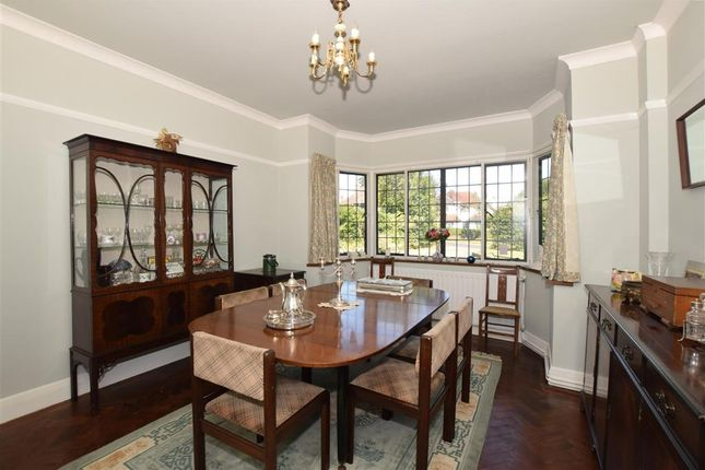 Thumbnail Detached house for sale in The Warren, Carshalton, Surrey