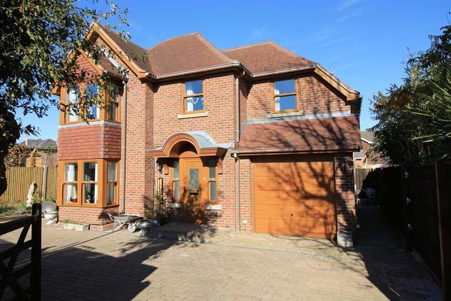 Thumbnail Detached house for sale in Nottingham Place, Lee-On-The-Solent