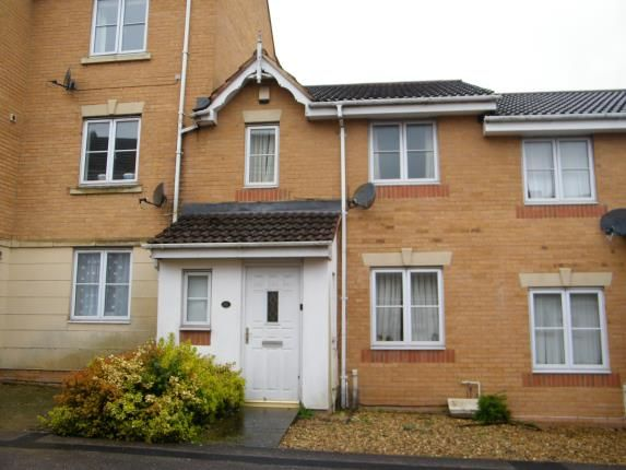 Thumbnail Terraced house for sale in Corinum Close, Emersons Green, Bristol