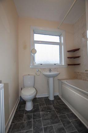 Bathroom of 42 Alloa Road Tullibody, Clackmannanshire 2Te, UK FK10