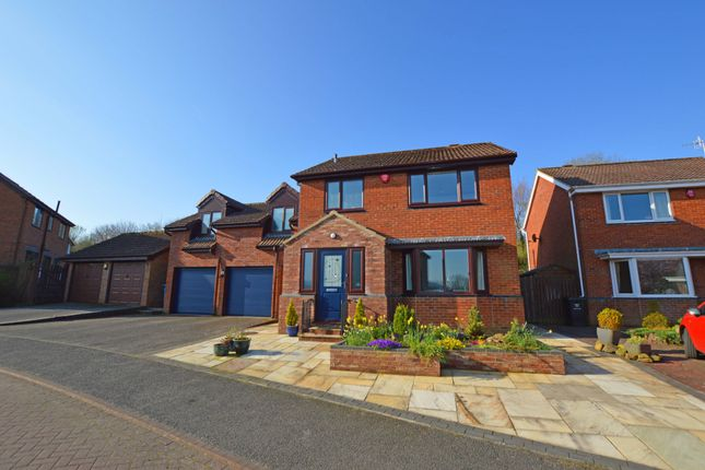Thumbnail Detached house for sale in Newby Farm Road, Scarborough