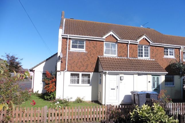 3 bed end terrace house to rent in Newlands Drive, Walmer Deal
