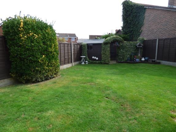 Garden of Finglesham Court, Maidstone, Kent ME15