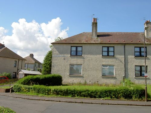 Thumbnail Flat to rent in Grahamsdyke Crescent, Bonnybridge