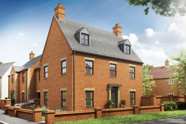 """Thumbnail Detached house for sale in """"The Evenley"""" at Heathencote, Towcester"""