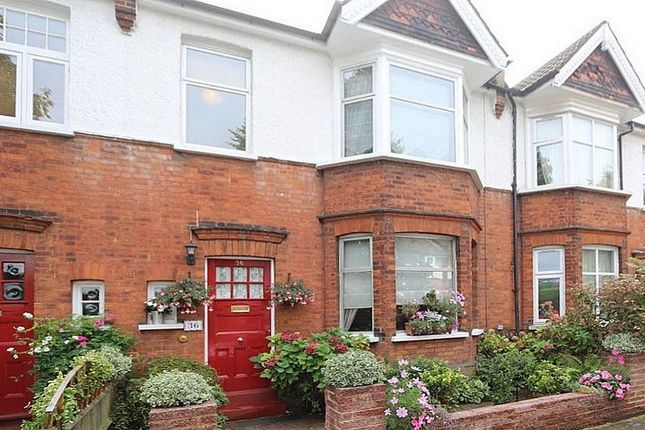 3 bed terraced house for sale in Waldegrave Road, Ealing, London