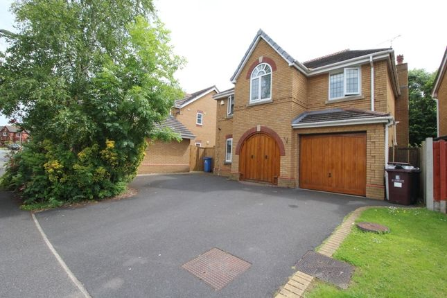 Thumbnail Detached house for sale in Blenheim Drive, Prescot