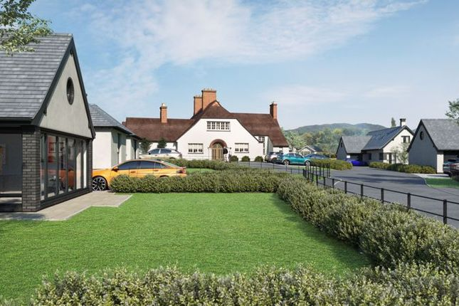 Thumbnail Flat for sale in Apartment 11 Cottage Gardens, Wellington, Telford