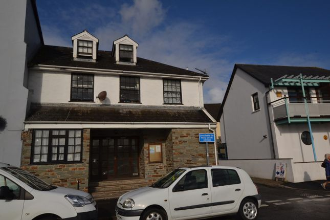 Thumbnail Flat to rent in Topsails, The Quay, Appledore