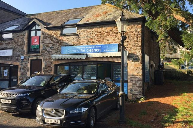 Thumbnail Commercial property for sale in Totnes, Devon