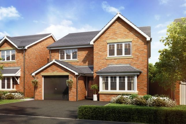 Thumbnail Detached house for sale in St. Kevins Drive, Kirkby, Liverpool