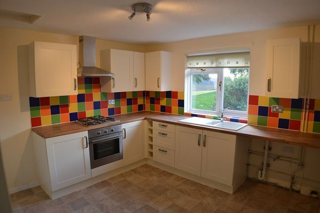 Thumbnail Terraced house to rent in Genoa Court, Roman Way, Andover