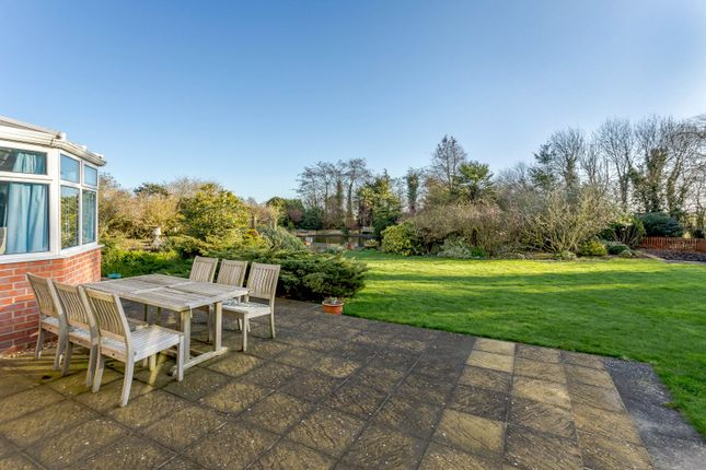 Dining Terrace of Chestnut House, Northside, Thorney, Peterborough PE6
