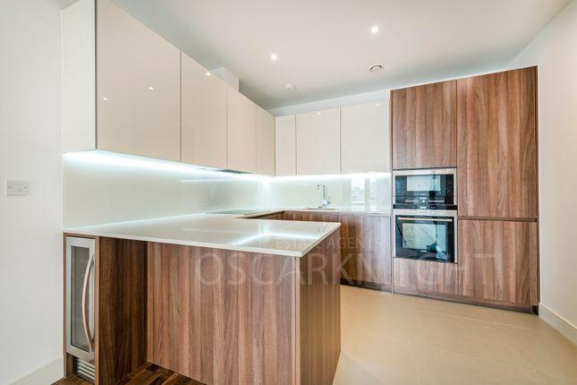 Kitchen of Jasmine House, Juniper Drive, London SW18