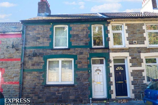 Thumbnail Terraced house for sale in Alexandra Road, Six Bells, Abertillery, Blaenau Gwent