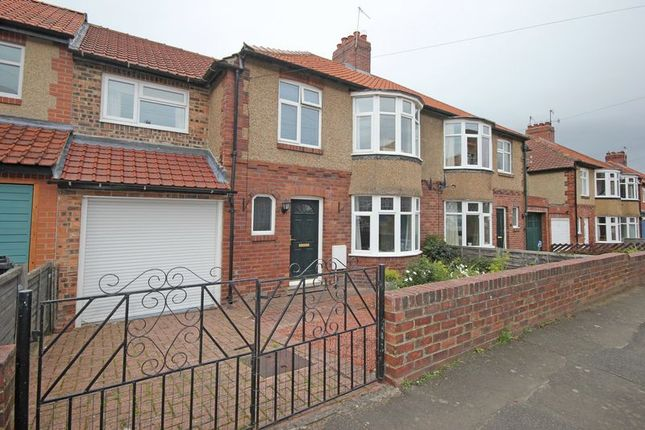 Thumbnail Semi-detached house for sale in Bywell Avenue, Hexham