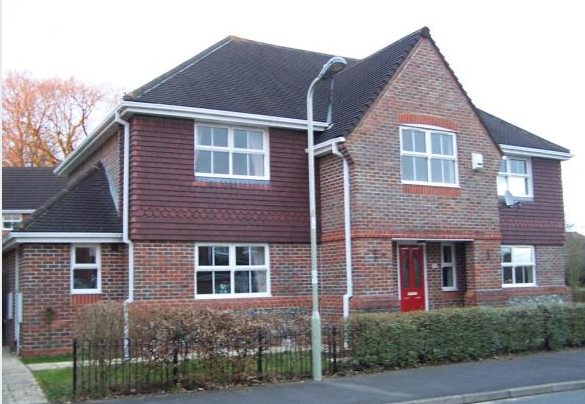 Thumbnail Detached house to rent in Blencowe Drive, Chandler's Ford, Eastleigh