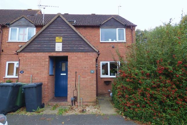 Thumbnail Flat For Sale In Deerhurst Place Quedgeley Gloucester