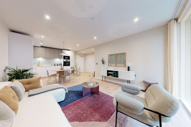 Thumbnail Flat for sale in Evelyn Street, Deptford