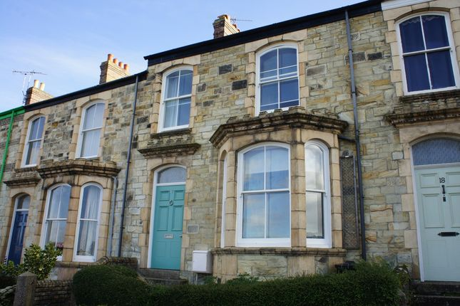 Thumbnail Terraced house to rent in Coronation Terrace, Truro