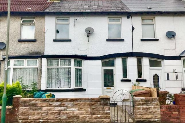 Thumbnail Property to rent in Rhos Street, Caerphilly