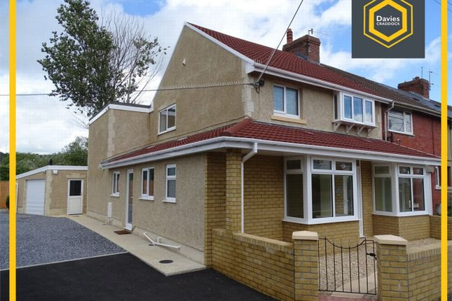 End terrace house for sale in 14 Cliffe Terrace, Burry Port, Carmarthenshire