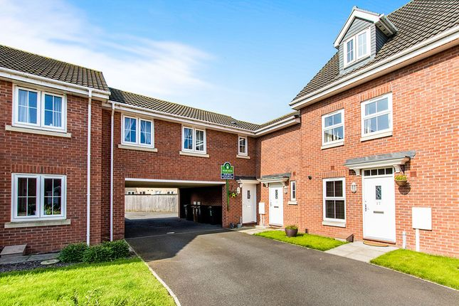 Thumbnail Flat for sale in Brutus Court, North Hykeham, Lincoln
