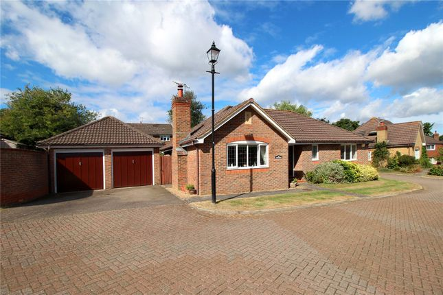 Thumbnail Bungalow for sale in The Meades, Dormansland, Lingfield, Surrey
