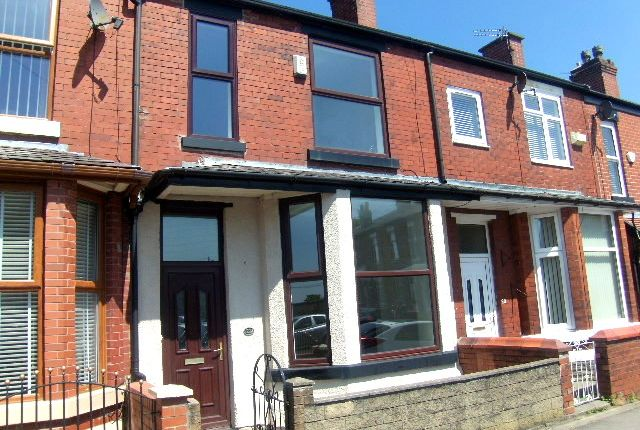 Thumbnail Terraced house for sale in Miles Street, Hyde