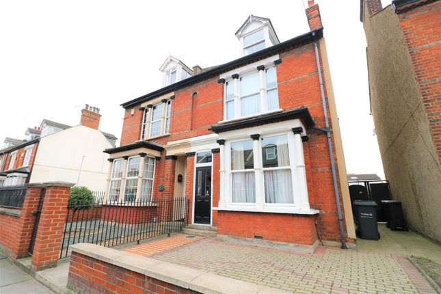 Thumbnail Semi-detached house for sale in Old Road West, Northfleet, Gravesend