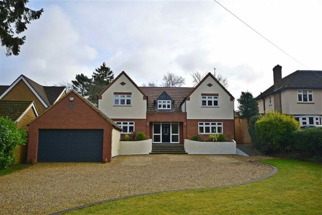 Thumbnail Detached house for sale in Vyse Road, Boughton, Northampton