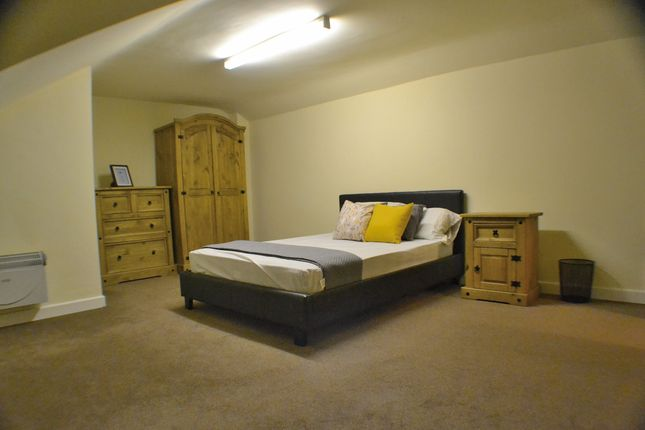 Thumbnail Shared accommodation to rent in Gerard Street, Derby